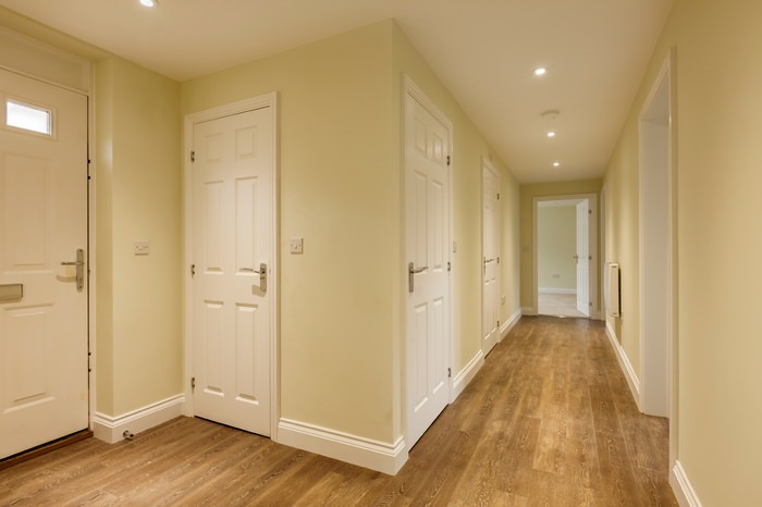 Hallway Recessed Lighting