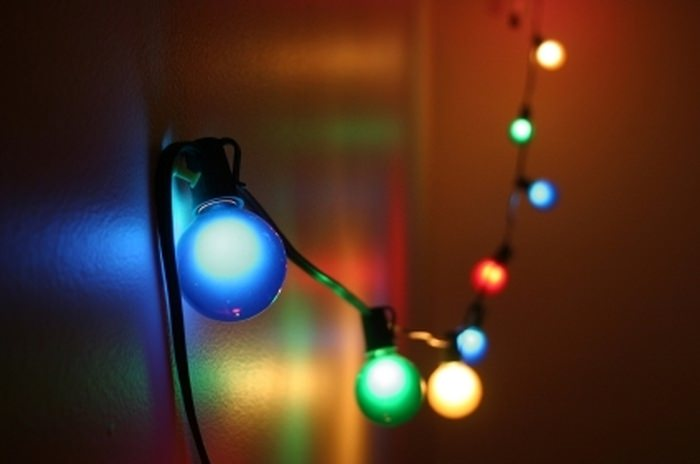 Funky String Lights For Dorms And Apartments : Best Lighting for Dorms and Apartments