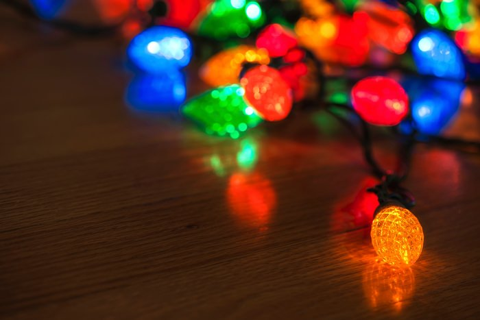 LED vs. Incandescent Christmas Lights