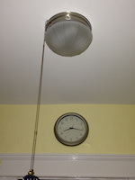Westinghouse 67210 Flush Mount Ceiling Light Fixture