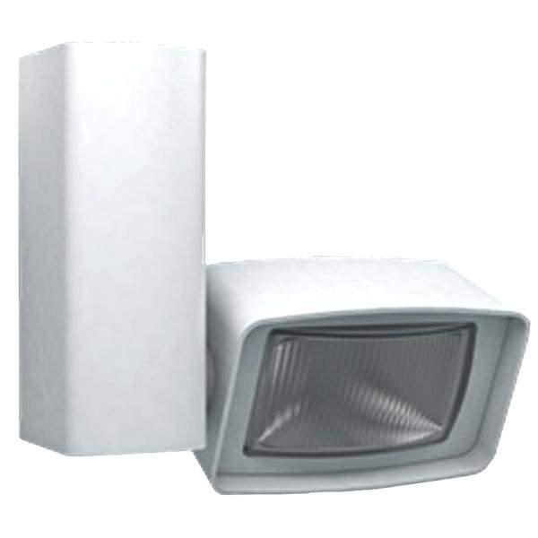 Amerlux 31120 commercial track light 31 watt 120277 volt 3000k led ceiling fixture aloadofball Images