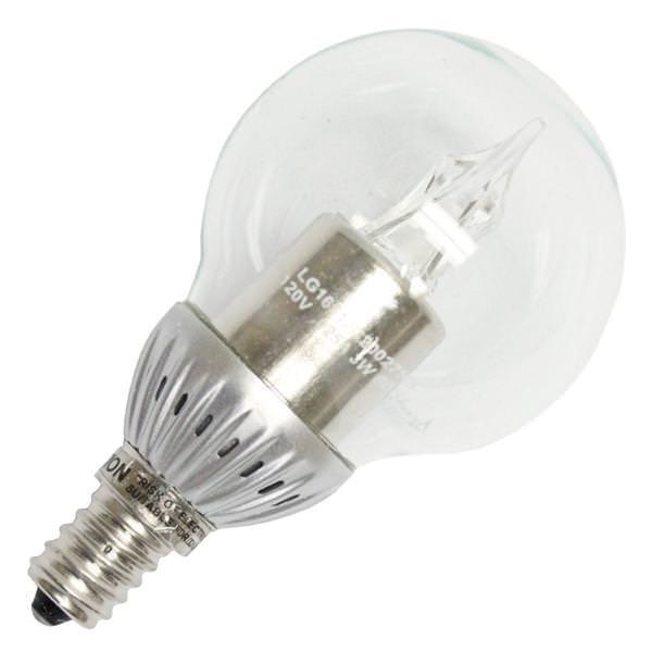 Archipelago Lighting 00354 Lg16512c20027k3 G16 5 Globe Led Light Bulb