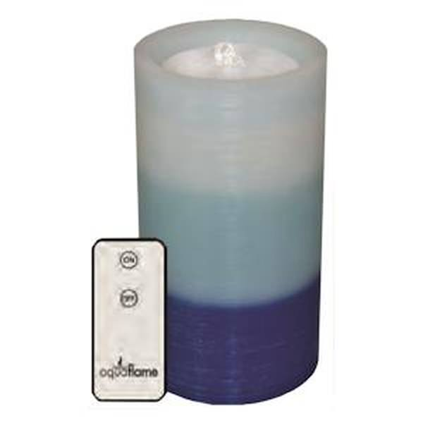 Boston Warehouse 76597 Water Fountain Flameless Led Wax