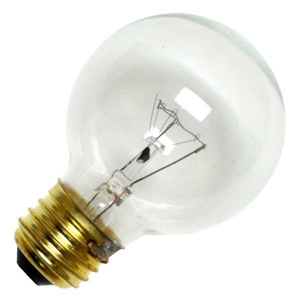 Bulbrite 321025 - G19 Decor / Vanity Globe Style Light Bulb