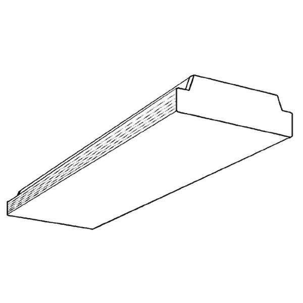 Commercial Retail Light Fixtures: Wraparound Light Fixture
