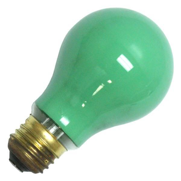 Damar 10137 Standard Solid Ceramic Colored Standard Light Bulb