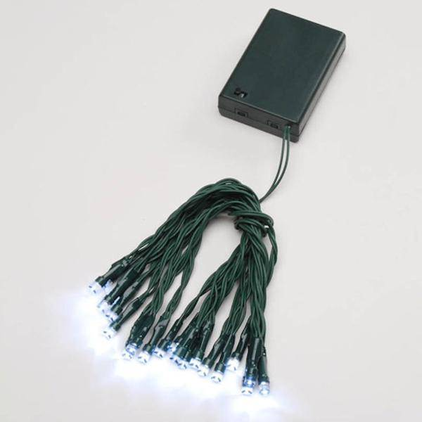 Miniature Christmas Tree Lights Battery Operated