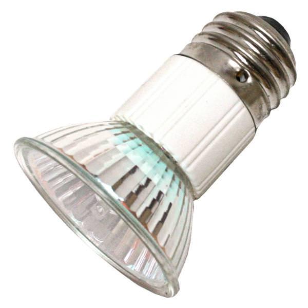 Exn E26 Bulb 50w 120v Medium Base Halogen Mr16 Flood: MR16 Halogen Light Bulb