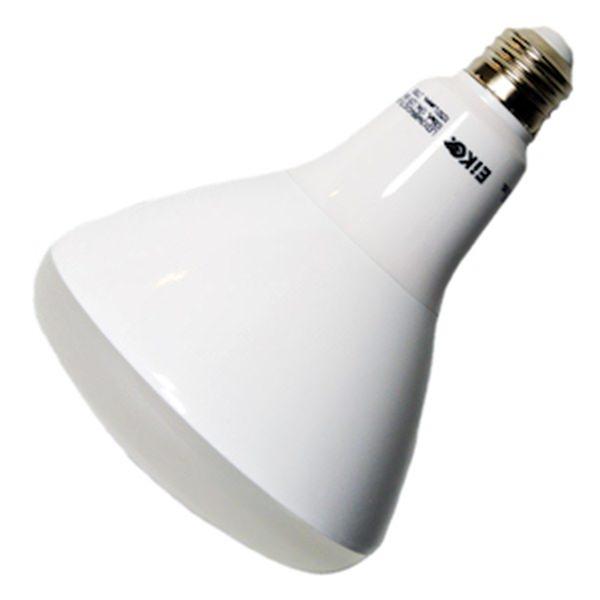 12 watt 120 volt BR40 Medium Screw Base 4000K Dimmable Flood LED  sc 1 st  LightBulbs.com & Eiko 08941 - BR40 Flood LED Light Bulb azcodes.com