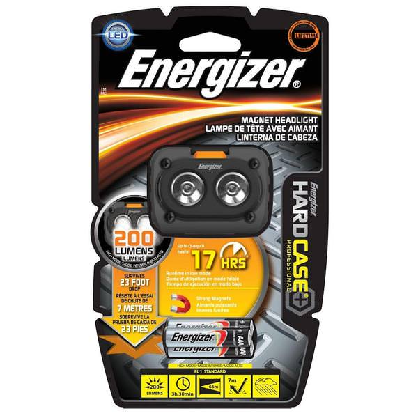 Energizer 12360 Eveready Energizer Headlamps Hat Light
