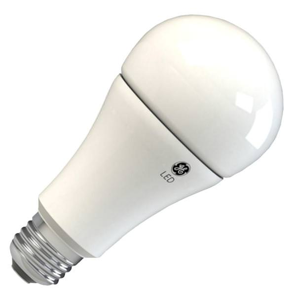 GE 76102 - A21 A-Line Pear LED Light Bulb