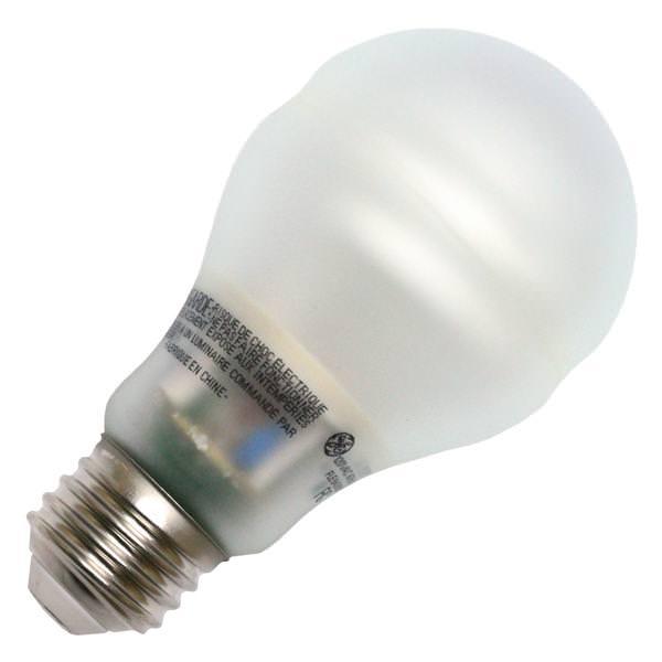 fluorescent light bulbs screw in pear a line standard ge 67456. Black Bedroom Furniture Sets. Home Design Ideas