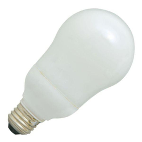 fluorescent light bulbs screw in pear a line standard ge 63504. Black Bedroom Furniture Sets. Home Design Ideas