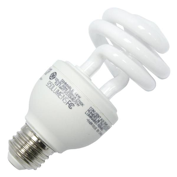 light bulbs compact fluorescent light bulbs screw in dimmable ge 66662. Black Bedroom Furniture Sets. Home Design Ideas