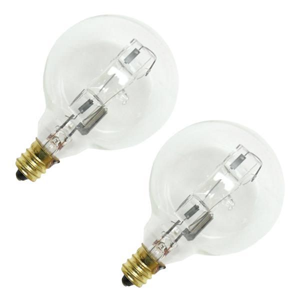 light bulbs halogen light bulbs decorative ge 82131. Black Bedroom Furniture Sets. Home Design Ideas