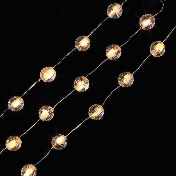 gerson 07256 led micro christmas light string set. Black Bedroom Furniture Sets. Home Design Ideas