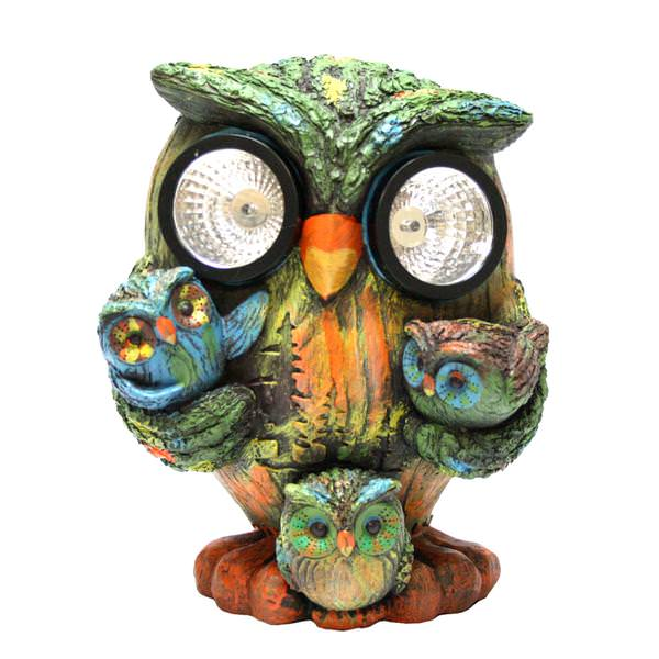 Owl Outdoor Led Wall Pack: Gerson 18098