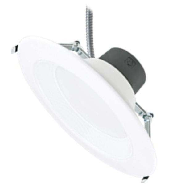 Green Creative 57876 27cdla8 840 277v Led Recessed Can Retrofit Kit With 8 Inch And Larger Housing