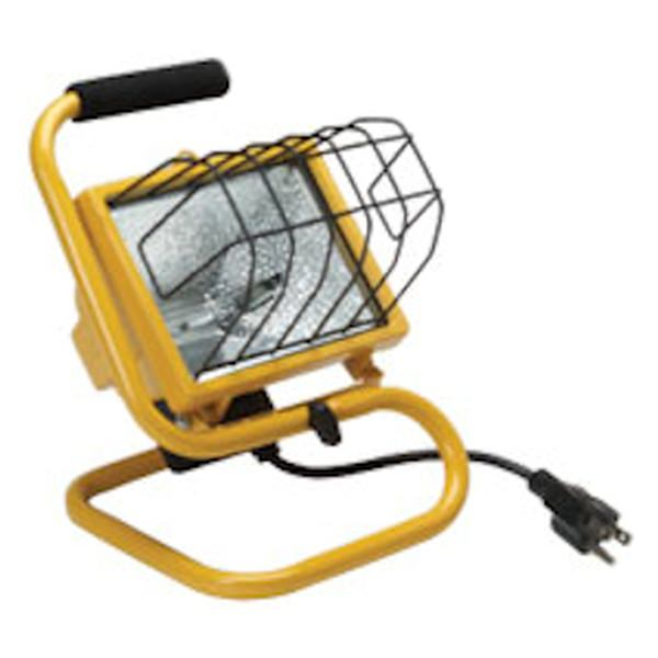 Craftsman 500 Watt Halogen Worklight: Hubbell 00469