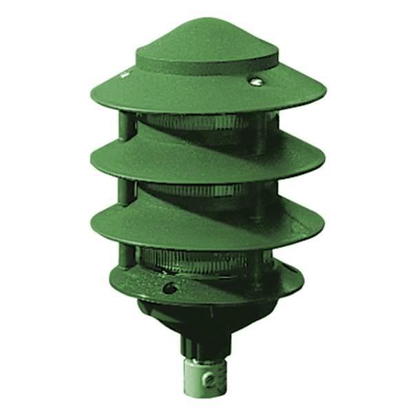 tier non metallic lightscaper pagoda landscape louver light
