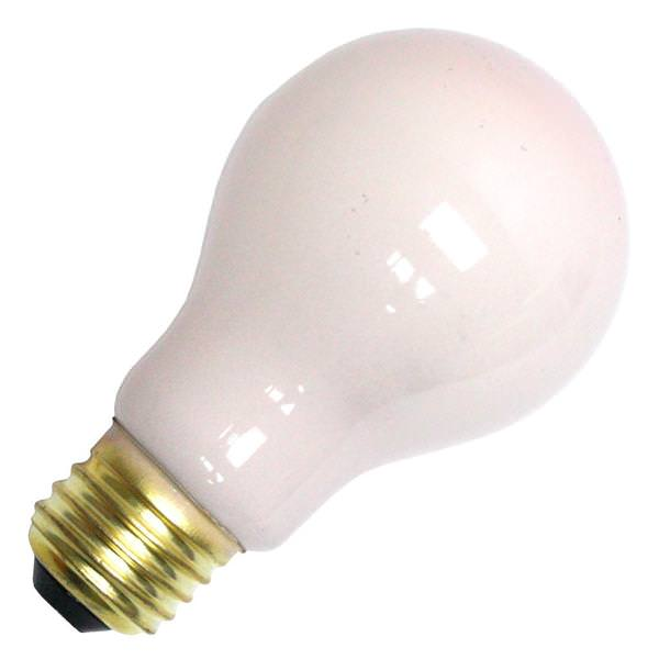 Industrial Performance 40196 Standard Solid Ceramic Colored Standard Light Bulb