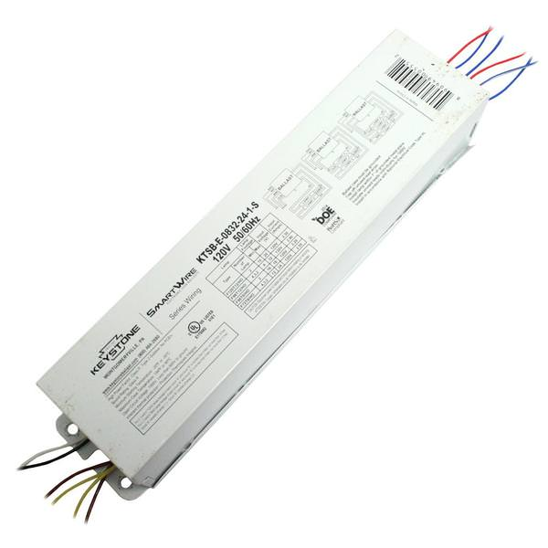 ballasts fluorescent ballasts t8 straight keystone 00555. Black Bedroom Furniture Sets. Home Design Ideas