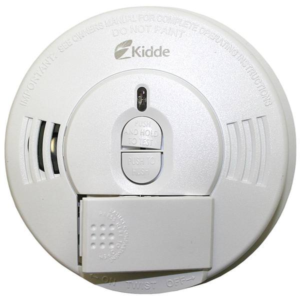 Kidde 05672 Battery Operated Smoke Alarm Detector