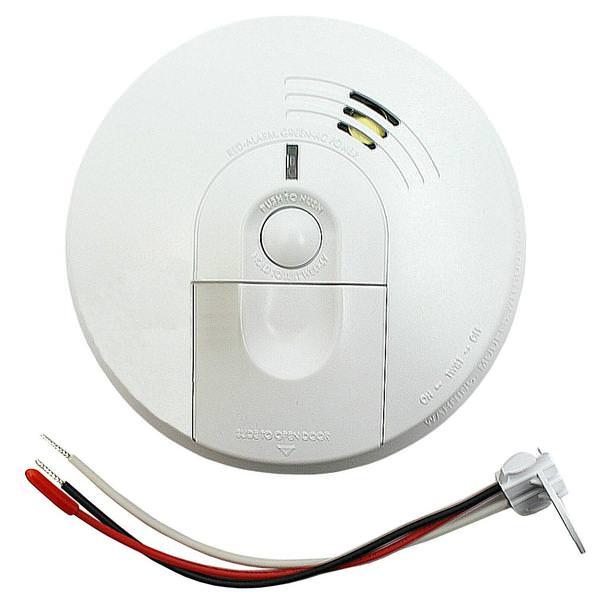Kidde 07581 Electric Wired Smoke Alarm Detector