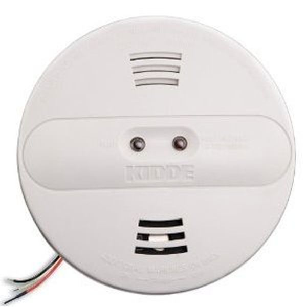 Kidde 07915 Electric Wired Smoke Alarm Detector