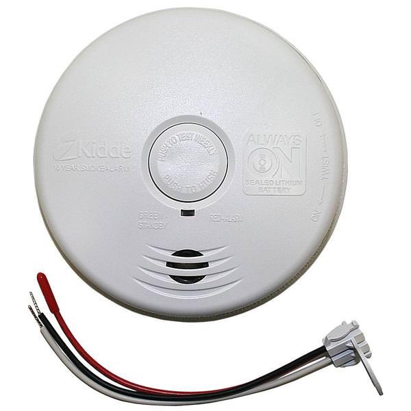 Kidde 11407 Electric Wired Smoke Alarm Detector