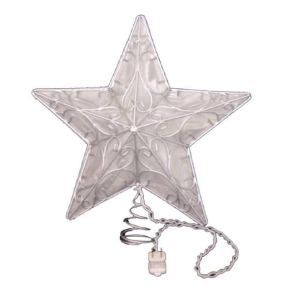Kurt S Adler 00662 Star Christmas Tree Topper