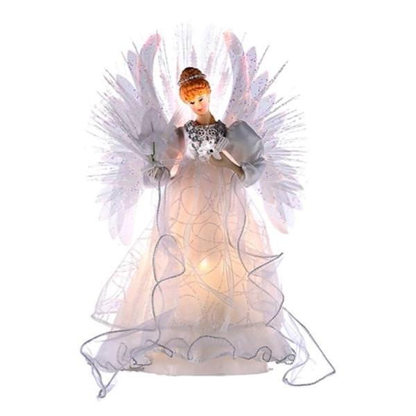 Kurt S Adler 21259 Angel Christmas Tree Topper