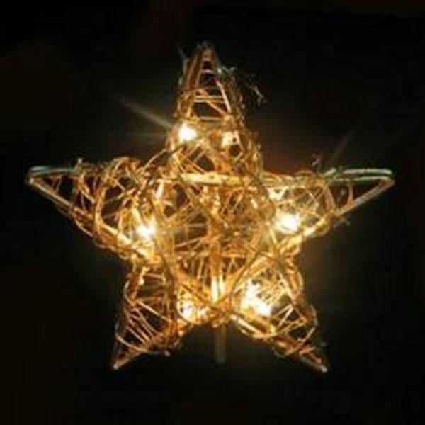 Kurt S. Adler 42092 - Star Christmas Tree Topper