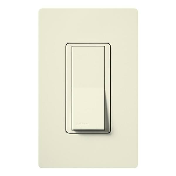 Lutron 29214 - SC-3PSNL-BI CLARO 120VAC/600W 3W SWITCH BI Toggle Light  Switch