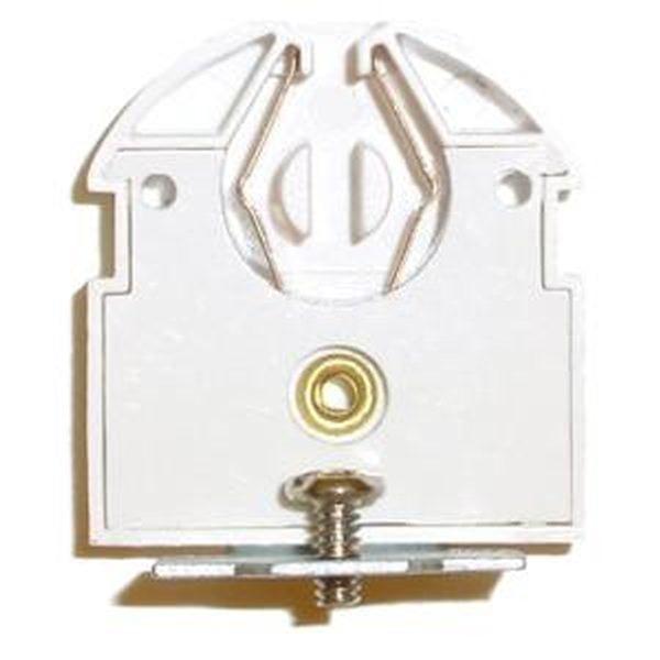 07263 2 pin fluorescent base socket. Black Bedroom Furniture Sets. Home Design Ideas