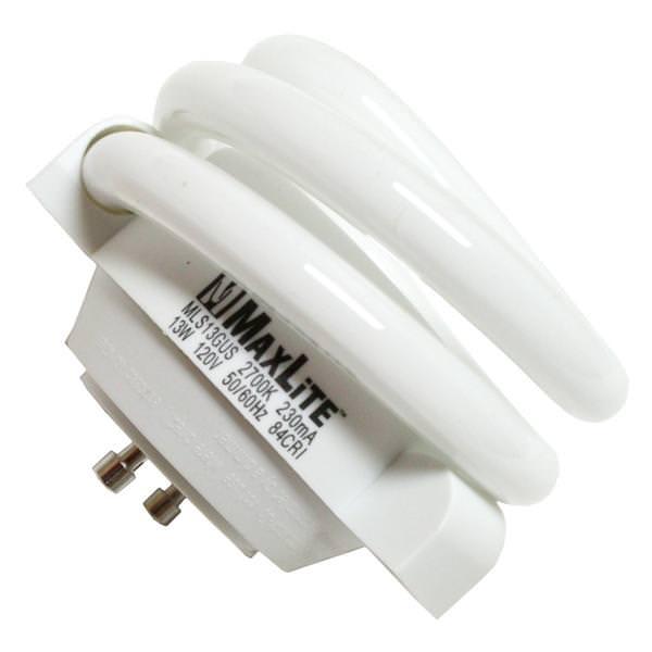 Maxlite 70441 Twist Style Twist And Lock Base Compact