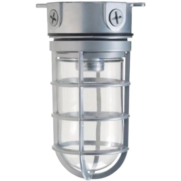 12 T5 6 Lamp High Low Bay Lights For Metal Building: Outdoor Vapor Tight LED Light Fixture