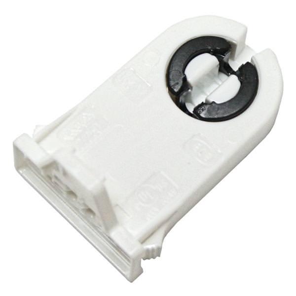 00755 2 Pin Fluorescent Base Socket