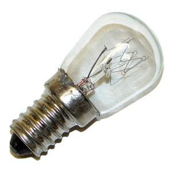 Damar 15145 European Screw Base Exit Light Bulb