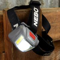 3 AAA Batteries Included Nebo 6112 220 Lumens LED Firearm Light