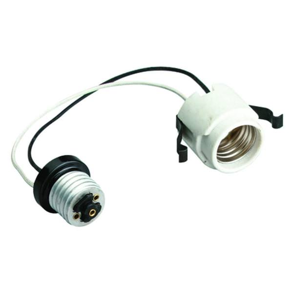 lighting controls sockets medium screw nicor 00569. Black Bedroom Furniture Sets. Home Design Ideas