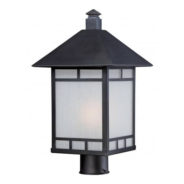 Bell Outdoor Post Lights: Outdoor Post Top Lantern Light Fixture