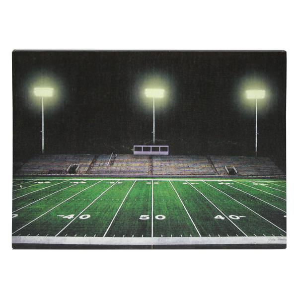 Ge Sports Field Lighting: Sports Lighted Canvas