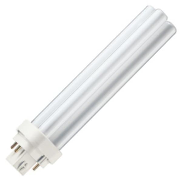 Philips 220418 Plc18w//841//Xew//4p//Alto Compact Fluorescent Lamp