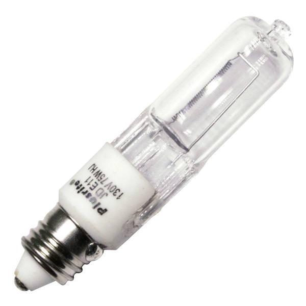 Plusrite 03470 Screw Base Single Ended Halogen Light Bulb