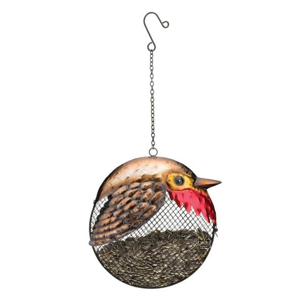Regal Art Gift 11919 Lawn And Garden Lighted Bird Feeder