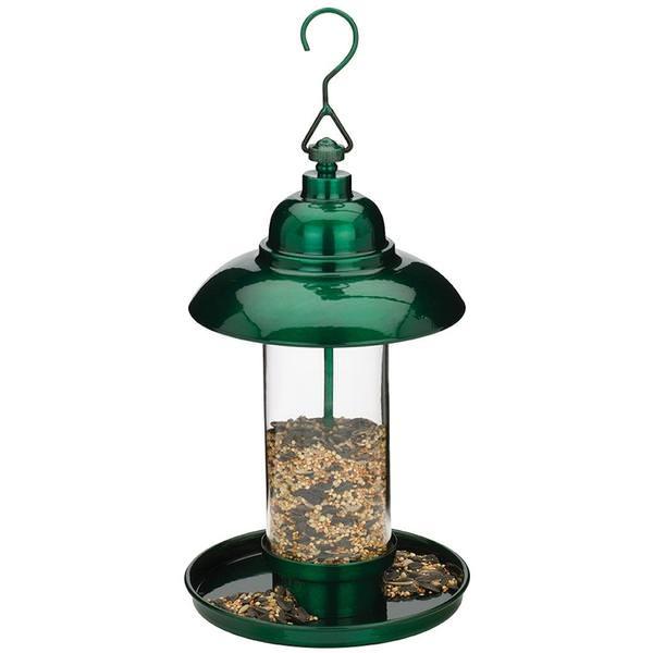 Metal Bird Feeder Home Decor