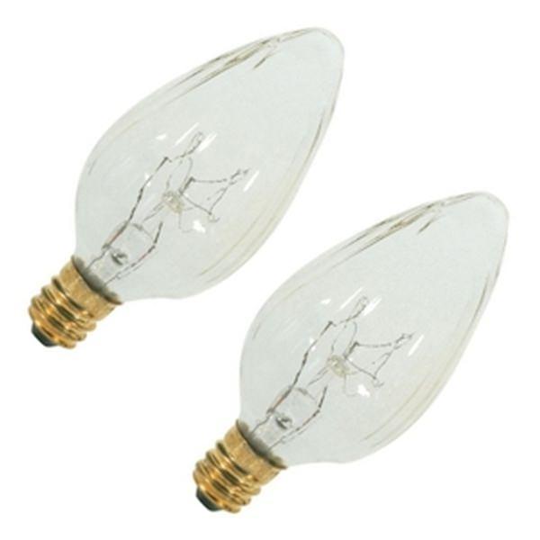 satco 02760 f10 decor flame tip light bulb. Black Bedroom Furniture Sets. Home Design Ideas