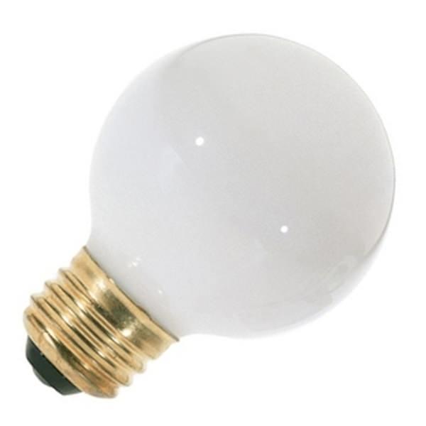 Vanity Light Bulb - Rv Lighting 174 Eco Led F1156 Led Vanity Bulb, Satco S3441 40w G25 White ...