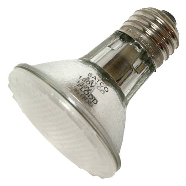 Satco 04208 Par20 Halogen Light Bulb
